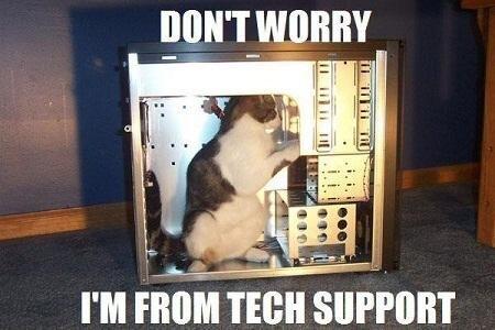 Tech Support - mem