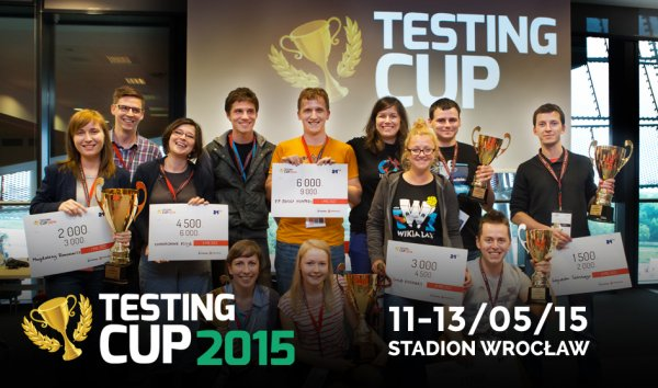 Testing Cup 2015