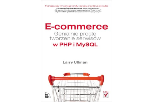 Larry Ullman: E-commerce.