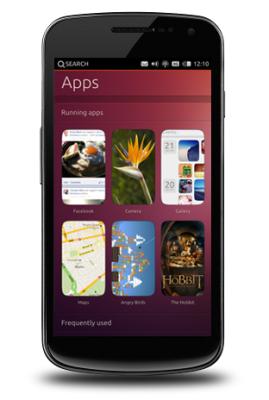 Smartfon z Ubuntu