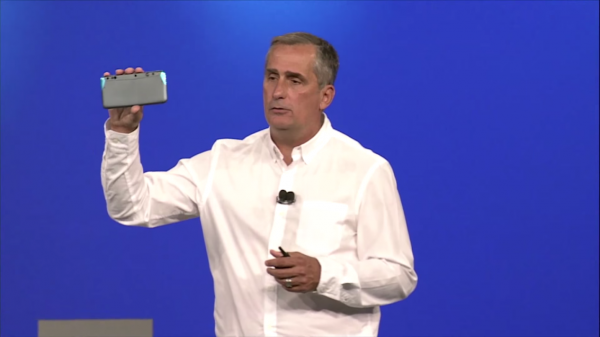 Intel i Realsense smartphone