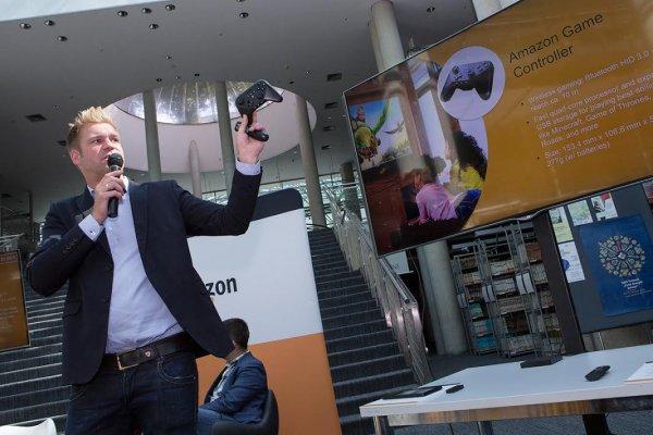 Amazon w Warszawie
