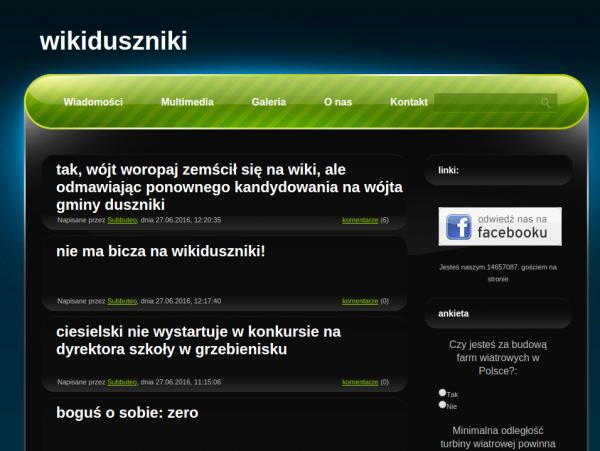WikiDuszniki