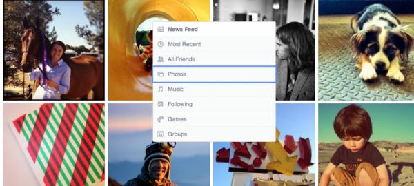 Nowy Facebook